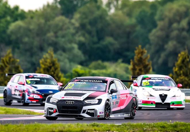 WTCR - Eslovaquia 2019 - Carrera 1 - Frederic Vervisch - Audi RS3 LMS
