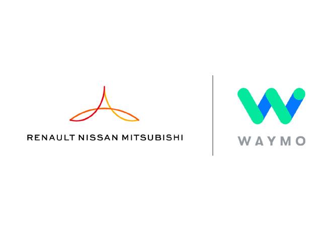 Alianza Renault Nissan Mitsubishi - Waymo
