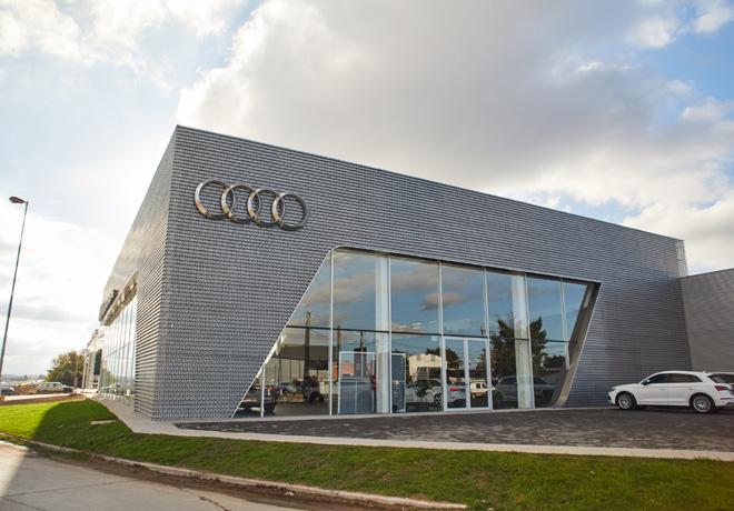 Audi Terminal - Bahia Blanca - Buenos Aires