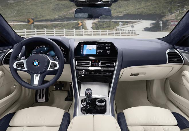 BMW 8 Series Gran Coupe 3