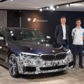 BMW Group - Vehiculo de prueba - Power BEV - NEXTGen19
