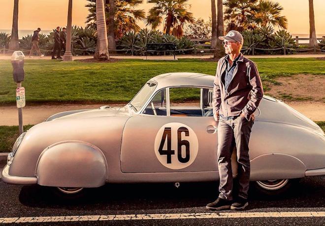 Cameron Healey y su especial Porsche 356 1