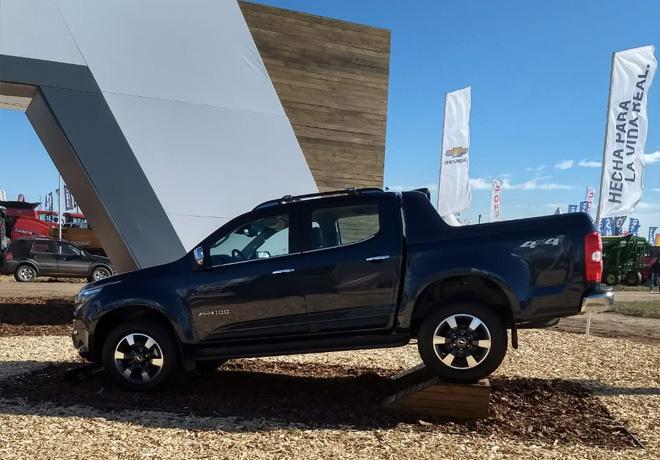 Chevrolet en Agroactiva 2019 2