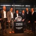 El Centro Industrial Cordoba de VW Group Argentina celebra 14 millones de transmisiones producidas