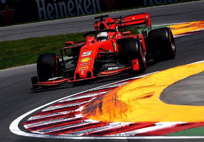 F1 - Canada 2019 - Clasificacion - Sebastian Vettel - Ferrari