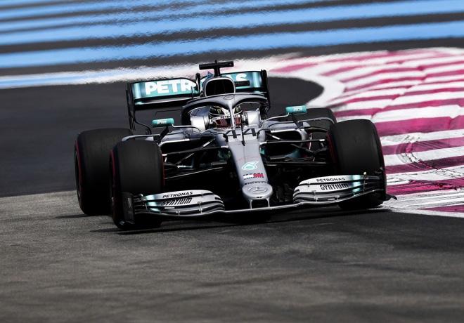F1 - Francia 2019 - Carrera - Lewis Hamilton - Mercedes GP