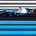 F1 - Francia 2019 - Clasificacion - Lewis Hamilton - Mercedes GP