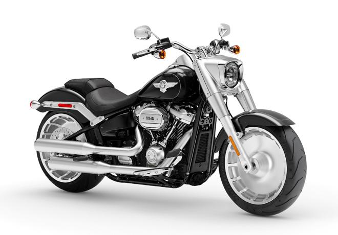 Harley-Davidson Fat Boy 114 2019 1