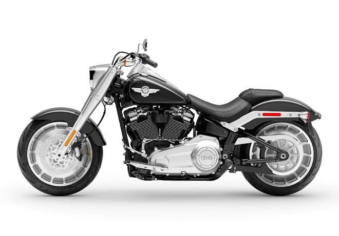 Harley-Davidson Fat Boy 114 2019 2