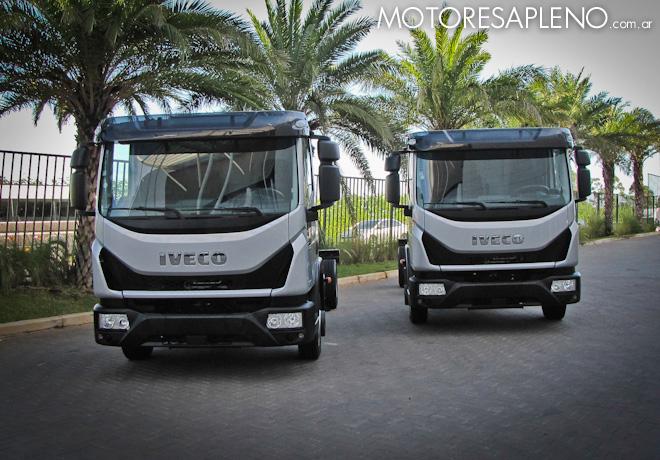 Iveco Argentina presento los nuevos Tector 9 y 11 toneladas 1