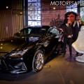 Lexus protagonista en Men in Black International 2