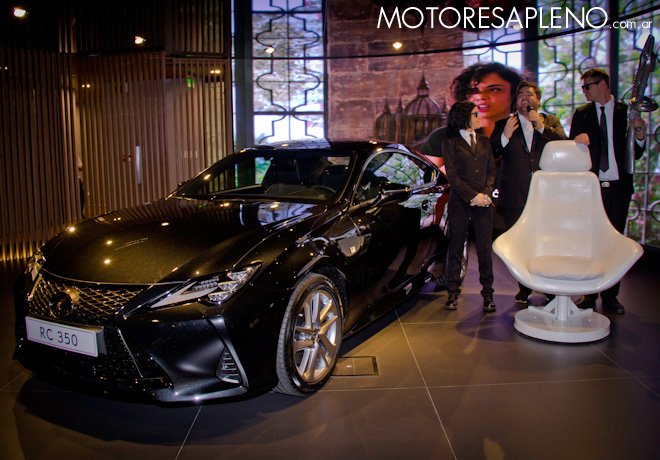 Lexus protagonista en Men in Black International 2