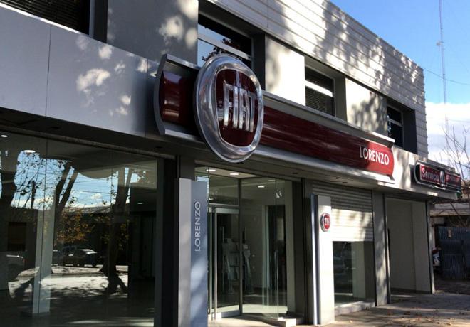 Lorenzo Automotores - Centro de atención de postventa Fiat Mopar - Mendoza