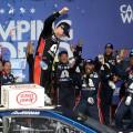 NASCAR - Chicagoland 2019 - Alex Bowman en el Victory Lane