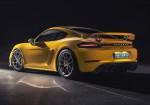 Porsche 718 Cayman GT4 3