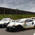 Porsche lucira colores especiales en las 24 hs de Le Mans 2019