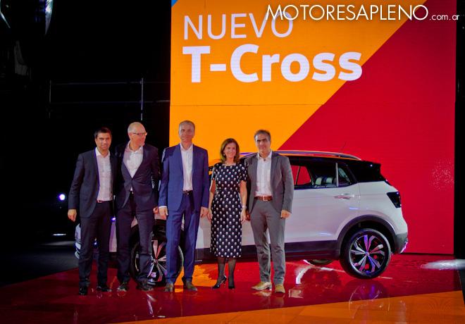 Presentacion VW T-Cross 1