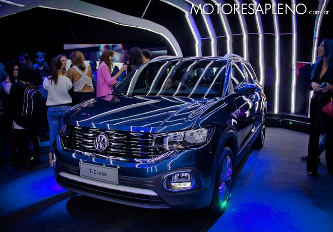 Presentacion VW T-Cross 6