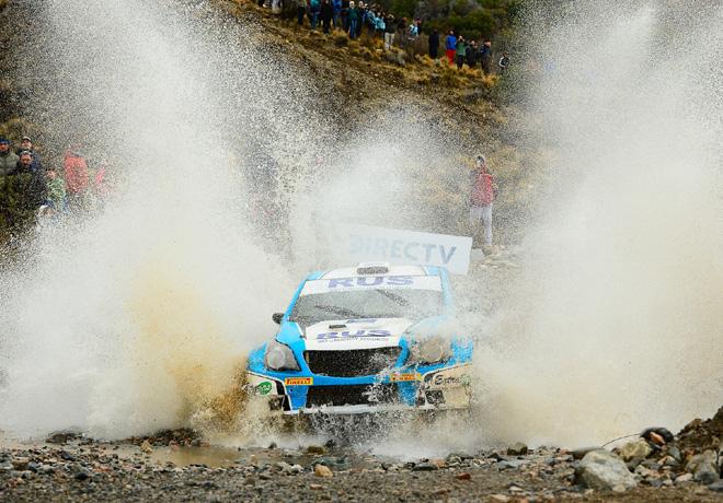 Rally Argentino en Esquel – Final: Marcos Ligato, el iluminado.