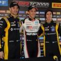 STC2000 - Parana 2019 - Carrera - Facundo Ardusso - Matias Rossi - Leonel Pernia en el Podio