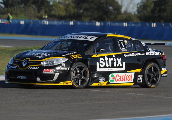 STC2000 - Rosario 2019 - Carrera - Facundo Ardusso - Renault Fluence