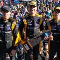 STC2000 - Rosario 2019 - Carrera - Matias Milla - Facundo Ardusso - Leonel Pernia en el Podio