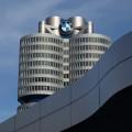 Sede central de BMW en Munich