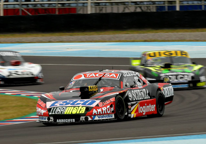 TC - Termas de Rio Hondo 2019 - Carrera - Valentin Aguirre - Dodge