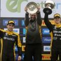 TC2000 - Parana 2019 - Carrera Final - Gabriel Gandulia y Nicolas Moscardini en el Podio