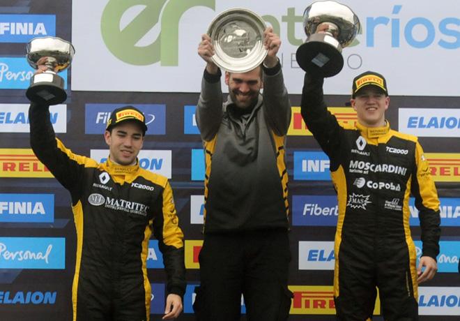 TC2000 en Paraná – Carrera: Moscardini ganó y sumó su tercera victoria en el año.