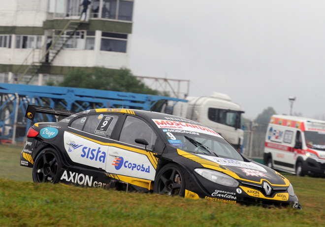 TC2000 - Parana 2019 - Carrera Final - Nicolas Moscardini - Renault Fluence