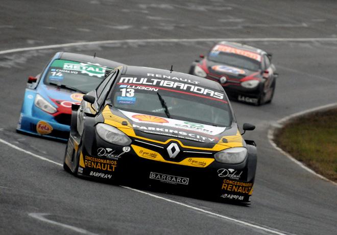 TC2000 - Parana 2019 - Carrera Sprint - Rodrigo Lugon - Renault Fluence