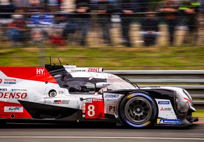 WEC - 24 hs de Le Mans 2019 - Sebastien Buemi - Fernando Alonso - Kazuki Nakajima - Toyota TS050 Hybrid