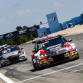WTCR - Nurburgring - Alemania 2019 - Carrera 3 - Benjamin Leuchter - VW Golf GTi TCR