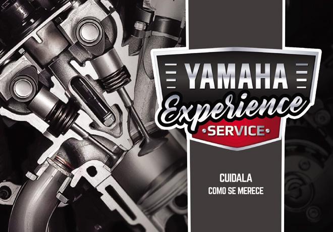 Yamaha Experience Service