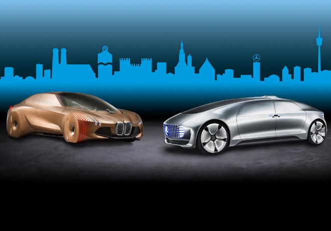 Acuerdo entre BMW Group y Daimler AG