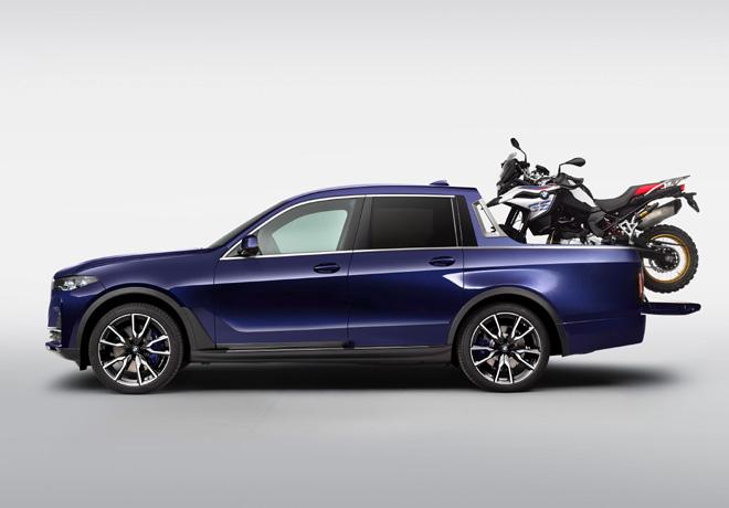 BMW X7 Pick-up 1