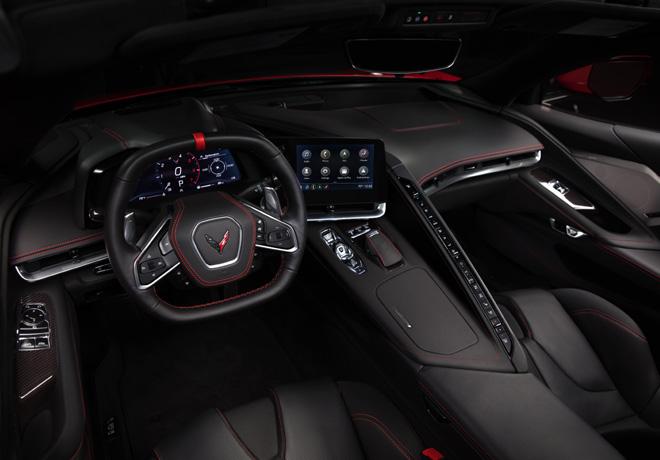 Chevrolet Corvette Stingray 2020 2