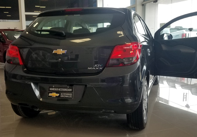 Chevrolet Onix Joy Pack Maxx