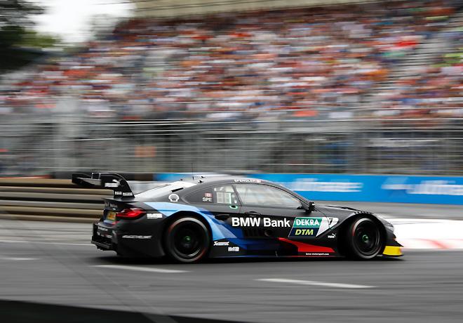 DTM - Norisring 2019 - Carrera 2 - Bruno Spengler - BMW M4