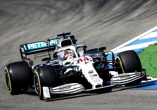 F1 - Alemania 2019 - Clasificacion - Lewis Hamilton - Mercedes GP