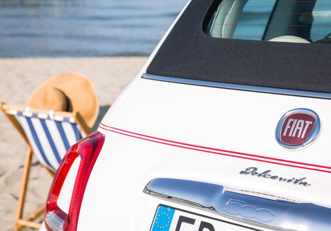 Fiat 500 Dolcevita Edicion Especial 3