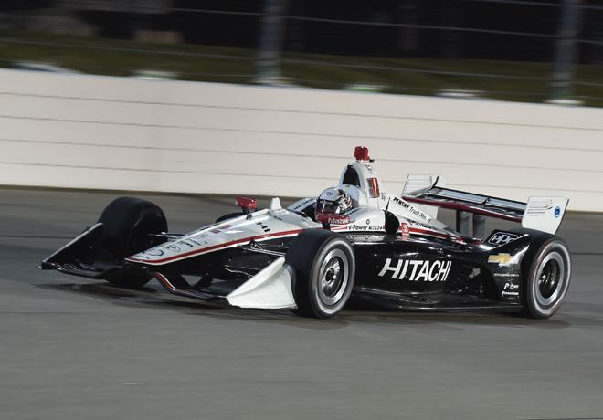 IndyCar - Iowa 2019 - Carrera - Josef Newgarden