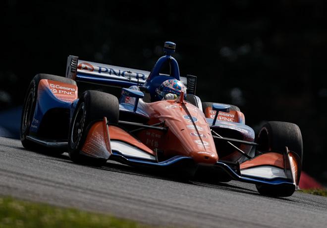 IndyCar - Mid-Ohio 2019 - Carrera - Scott Dixon