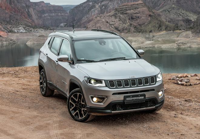 """Jeep Compass ahora también con bonificaciones del """"Plan Juli0km""""."""