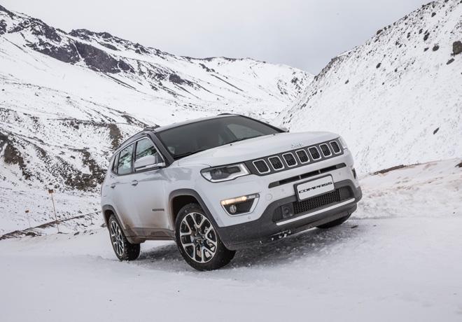 Jeep Winter 2019 en Las Lenias - Mendoza
