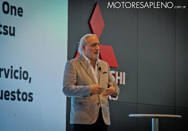 Juan Deverill - Director Comercial de Mitsu Motors SA