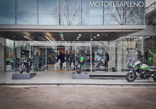 Kawasaki presentó nuevos modelos de motocicletas