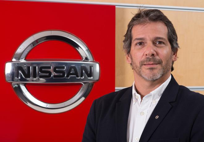 Marcelo Klappenbach - Gerente Senior de Comunicación de Producto de Nissan para America Latina