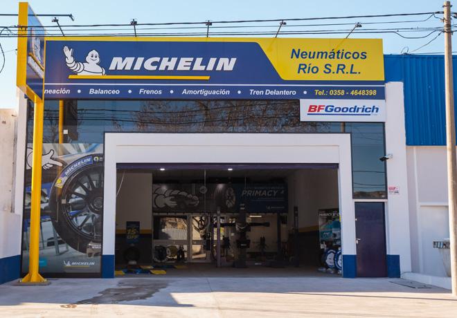 Michelin - Neumaticos Rio SRL